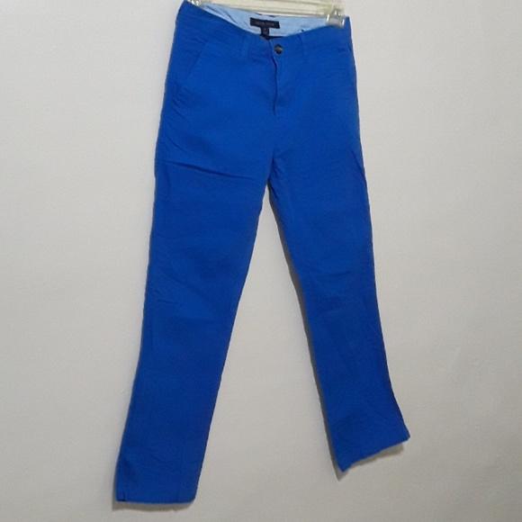 262e72da0a Tommy Hilfiger Bottoms | Tommy Hilfiger Boys Casual Blue Pants ...